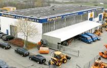 Verkaufsplatz Forschner Bau- und Industriemaschinen GmbH