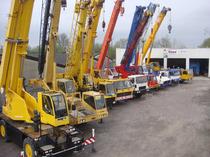 Verkaufsplatz IMC International Mobile Cranes GmbH