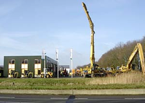 Verkaufsplatz J&T Equipment BV