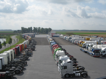 Verkaufsplatz Hulleman Trucks B.V.