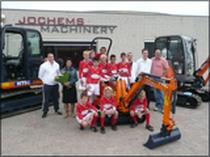 Verkaufsplatz JOCHEMS MACHINERY