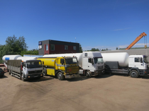 Verkaufsplatz Baltic Special Machinery Export