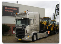 Verkaufsplatz Korenblik Trucks