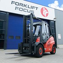 Verkaufsplatz Forklift Focus B.V.
