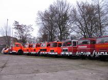 Verkaufsplatz Feuerwehrtechnik