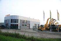 Verkaufsplatz TOMAR Maszyny Budowlane
