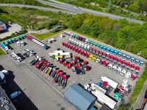 Verkaufsplatz Scania Danmark A/S