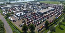 Verkaufsplatz Kleyn Trucks