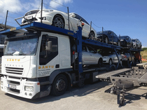 Verkaufsplatz SC Santu Auto Company SRL