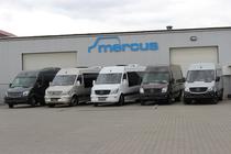 Verkaufsplatz MERCUS-BUS